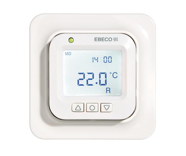 Управление теплым полом электрическим: как пользоваться, панель и блок управления, датчик, фото и видео