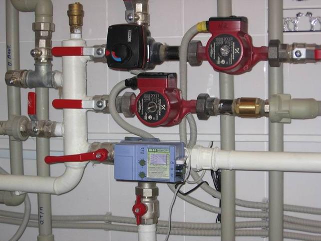 И больше никаких хлопот! погодозависимая автоматика для систем отопления создаст идеальный климат