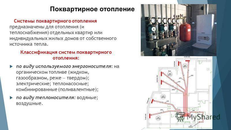 Виды систем отопления для дома и схемы разводки