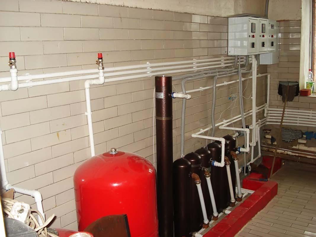 Использование индукционных отопительных котлов для обогрева дома