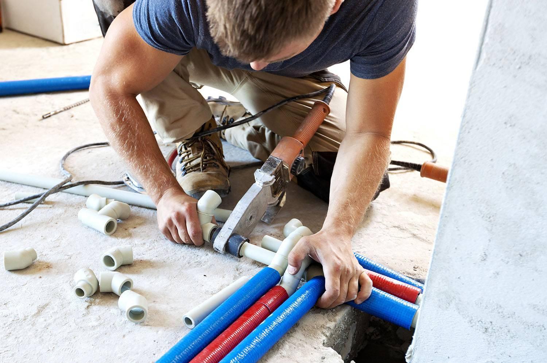 Монтаж полипропиленовых труб и разводка водопровода своими руками