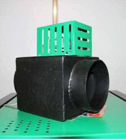 Вентилятор дутьевой для котла