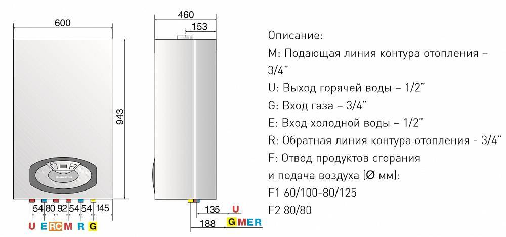 Газовый котел «конорд»: отзывы покупателей. напольные газовые котлы «конорд»