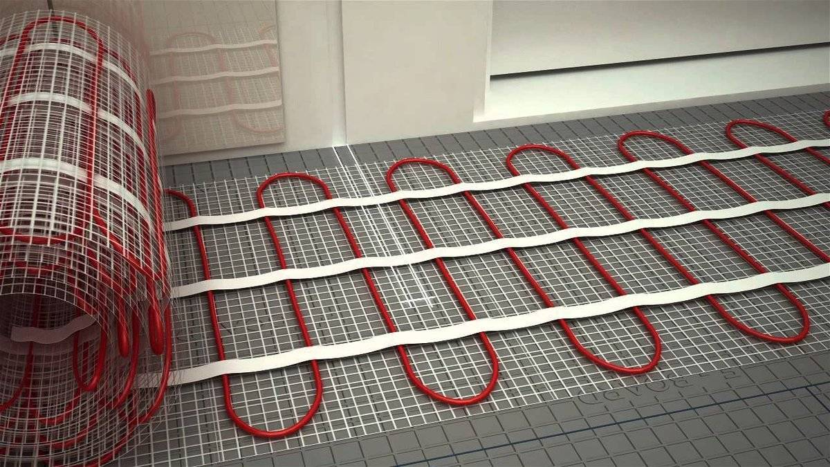 Thermocable - нагревательные кабели » теплый пол thermo