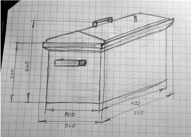 Коптильня из нержавейки бытовая горячего копчения с гидрозатвором: как сделать своими руками из нержавеющей стали 2, 3 мм, чертежи
