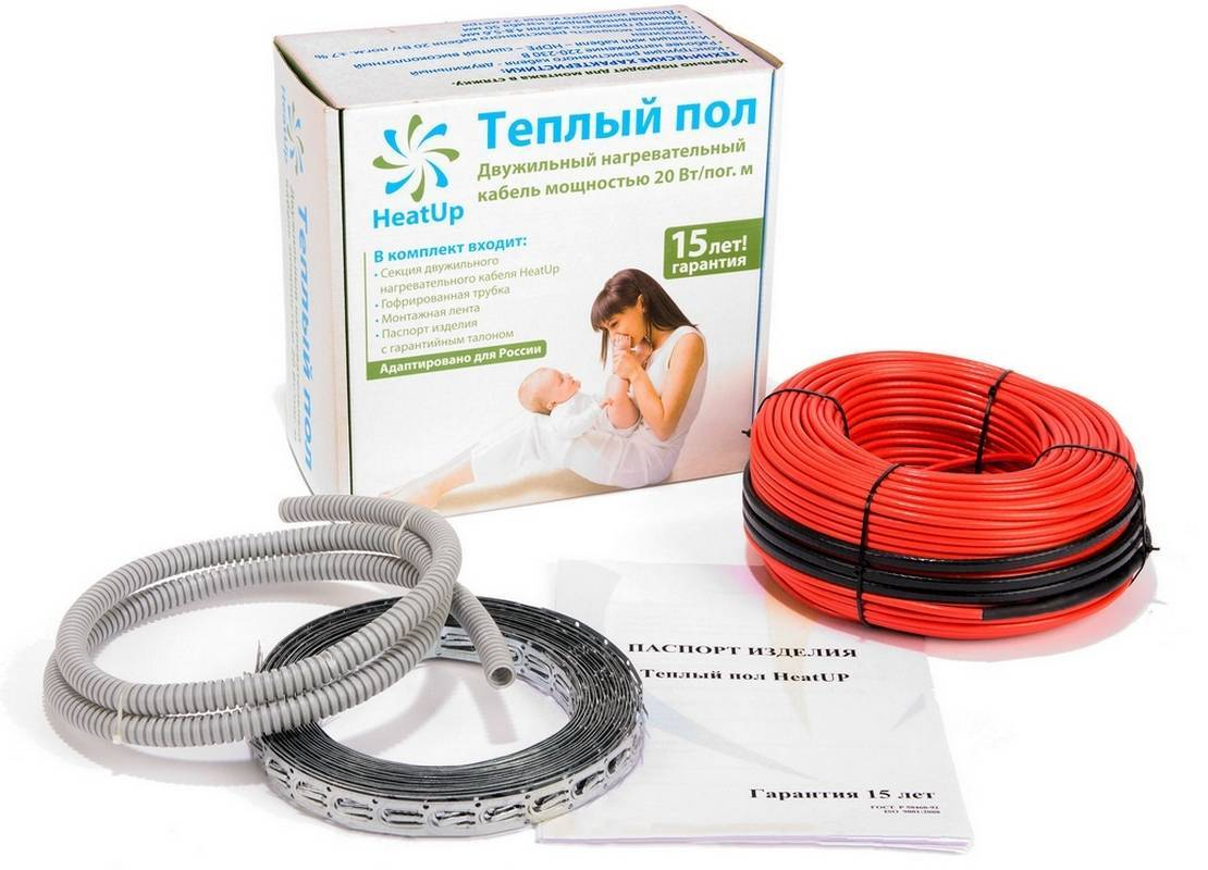 Thermocable - греющий кабель