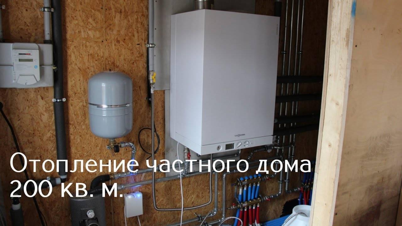 Газовый котел отопления – как выбрать по площади, какой лучше