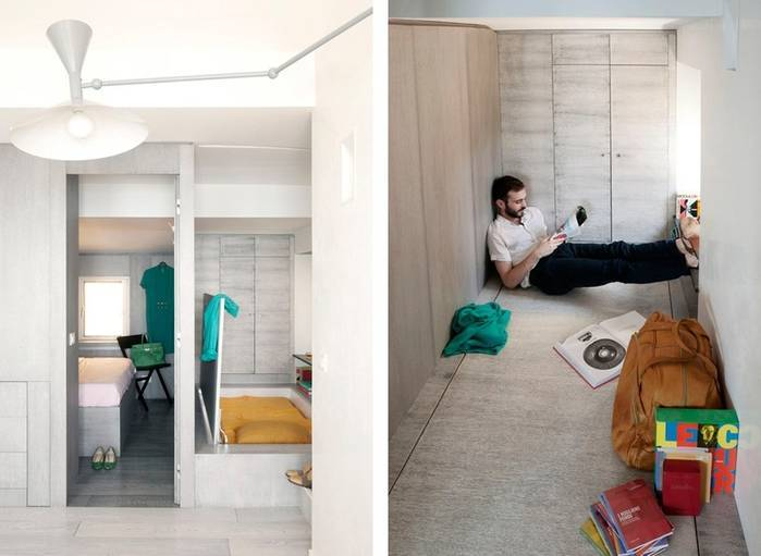 Как обустроить маленькую квартиру: главные «да» и «нет»