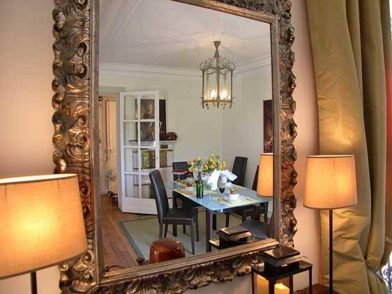 Зеркало в прихожей по фен-шуй: фотографии интерьера, куда повесить