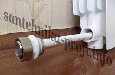 Удлинитель потока для радиатора отопления