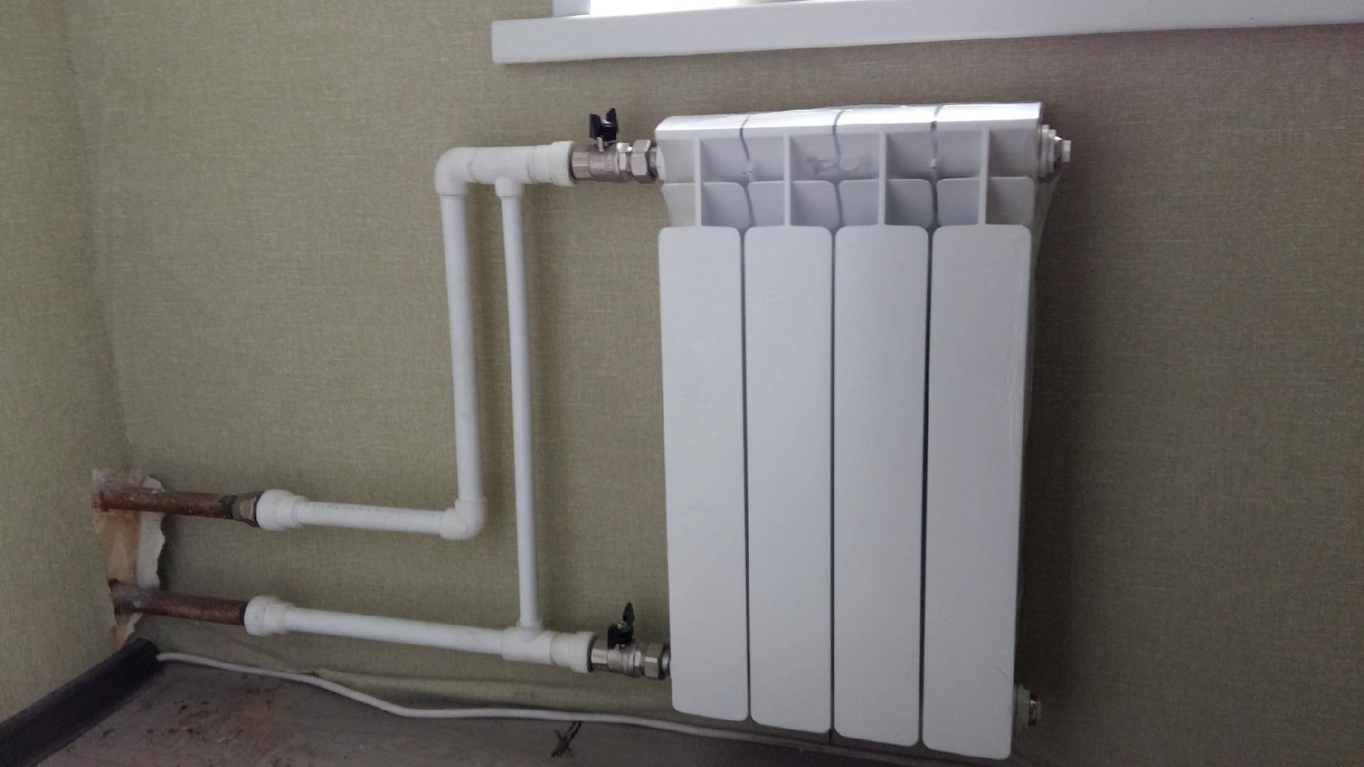 Подключение радиатора отопления к полипропиленовым трубам: как соединить, подсоединение батареи к пластиковой трубе