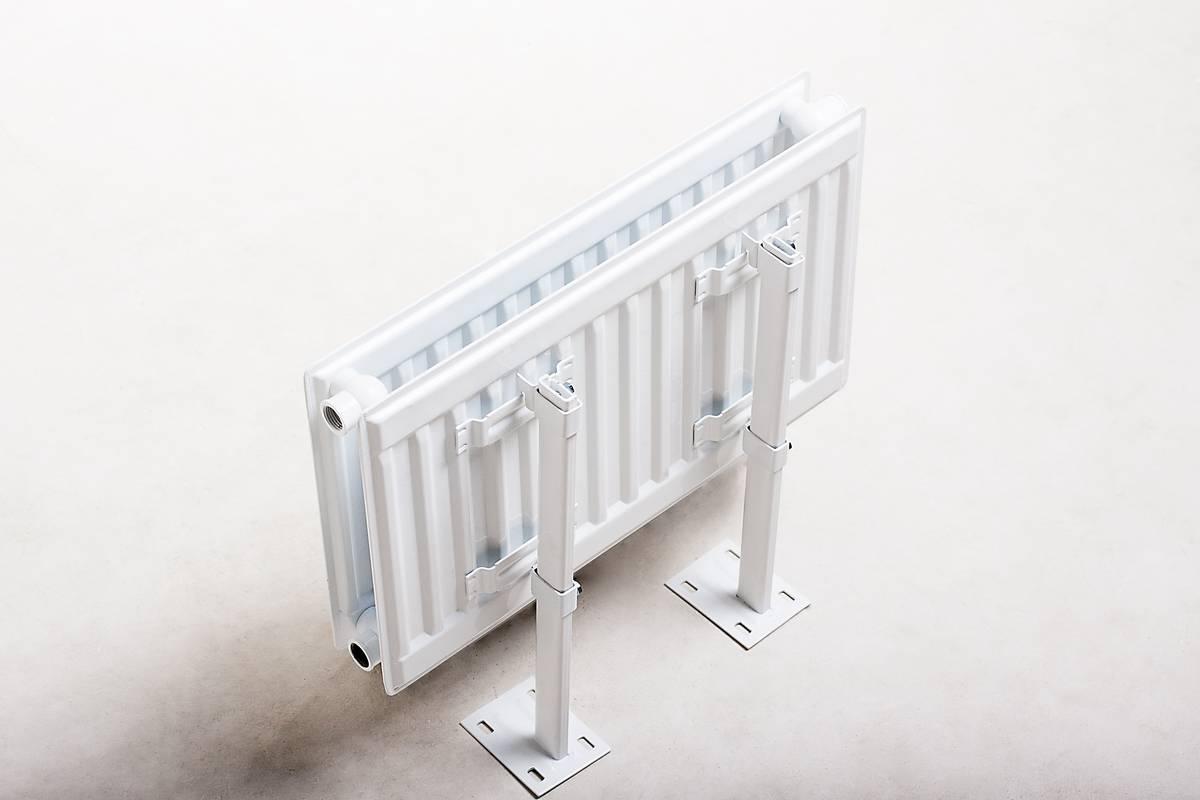 Установка и подключение биметаллических радиаторов отопления – использование запорной арматуры, фитингов