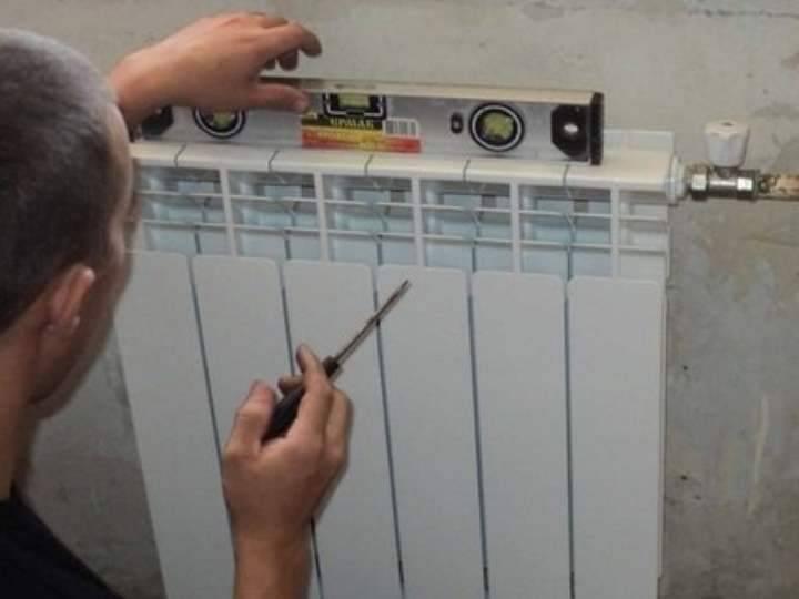 Биметаллические радиаторы отопления - инструкция по монтажу!