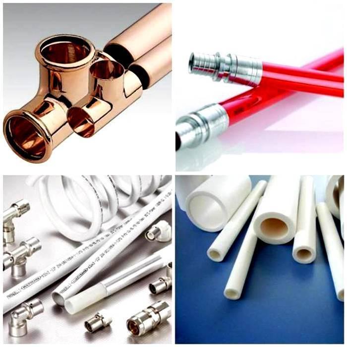 Какие трубы лучше для водопровода - металлопластик или полипропилен