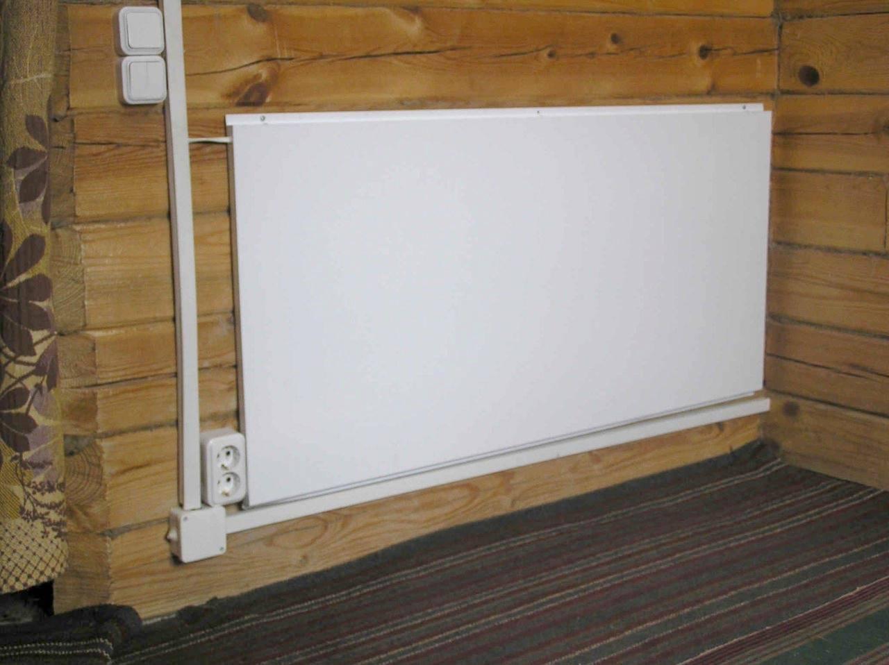 Инфракрасные панели отопления: принцип работы, подключение, плюсы и минусы