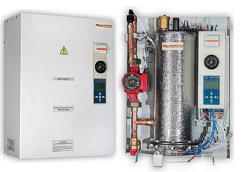 Индукционное отопление дома или как вам недоговаривают главного