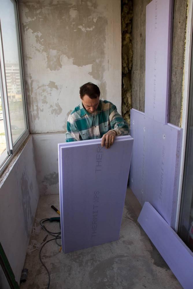 Отделка балкона панелями пвх своими руками