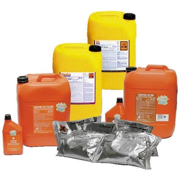 Средство для промывки системы отопления - выбираем реагентную жидкость