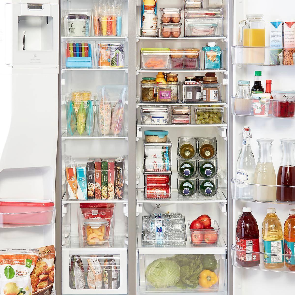 Как грамотно и экономно использовать пространство в холодильнике