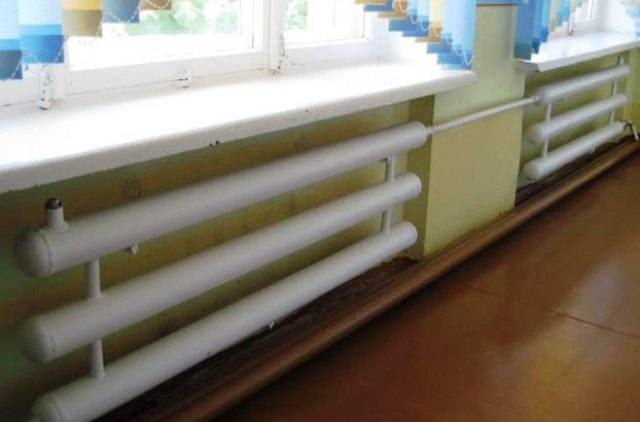 Радиатор отопления из полипропиленовых труб своими руками