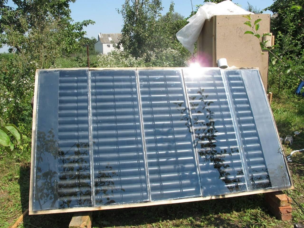 Проточный водонагреватель своими руками - солнечный, электрический, с инструкциями, схемами и видео