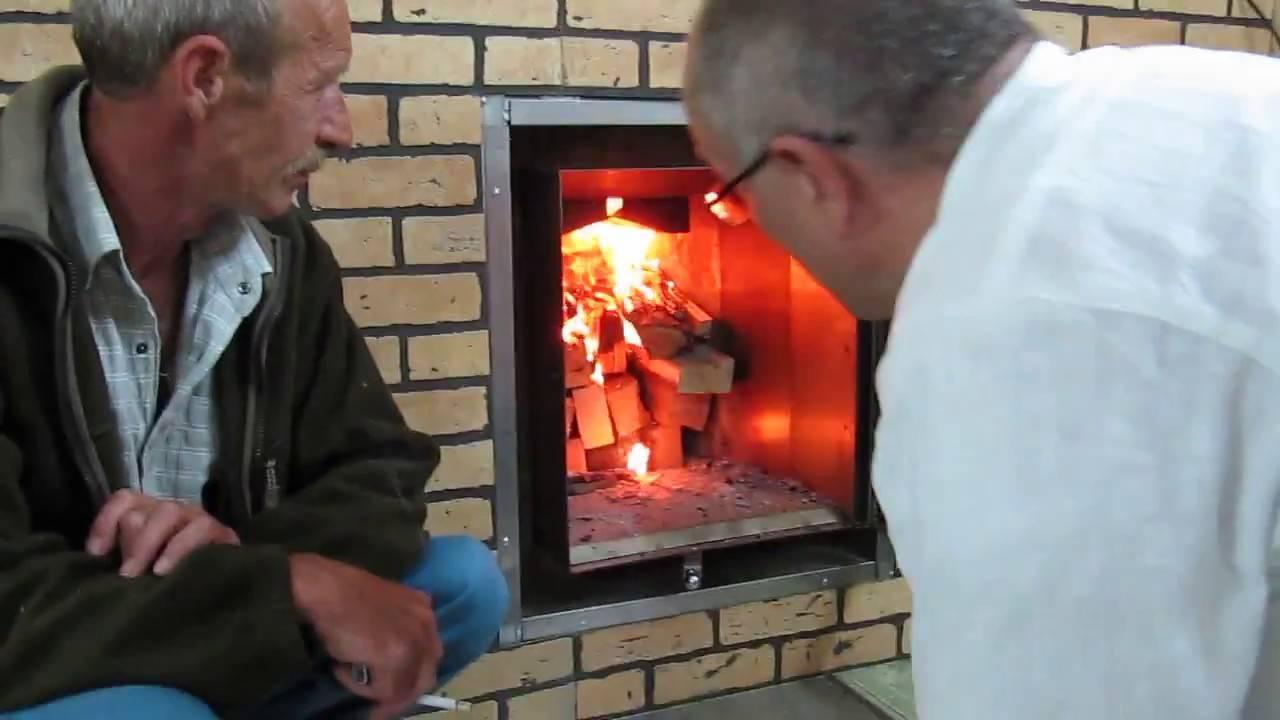 Как топить русскую печь – особенности топки
