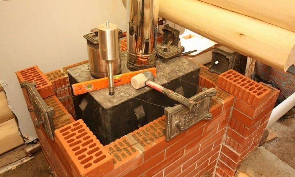 Когда после кладки можно топить вновь сложенную печь?