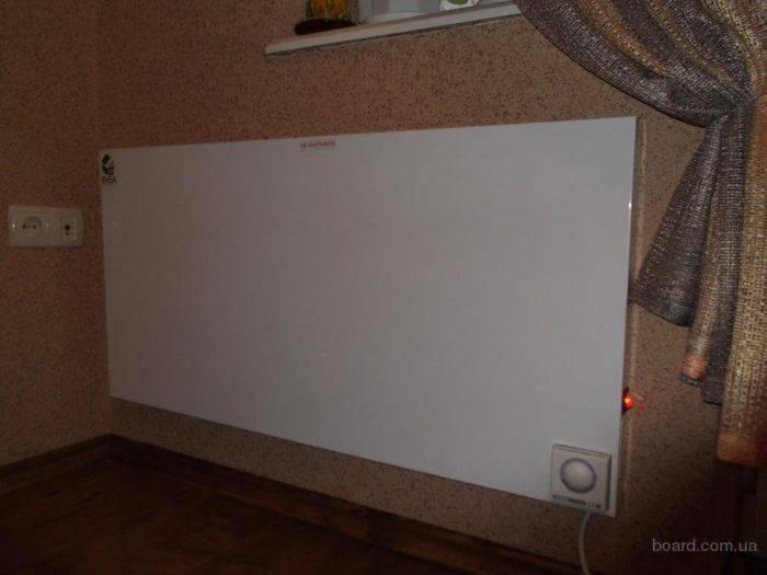 Разновидности, выбор и монтаж инфракрасных панелей отопления