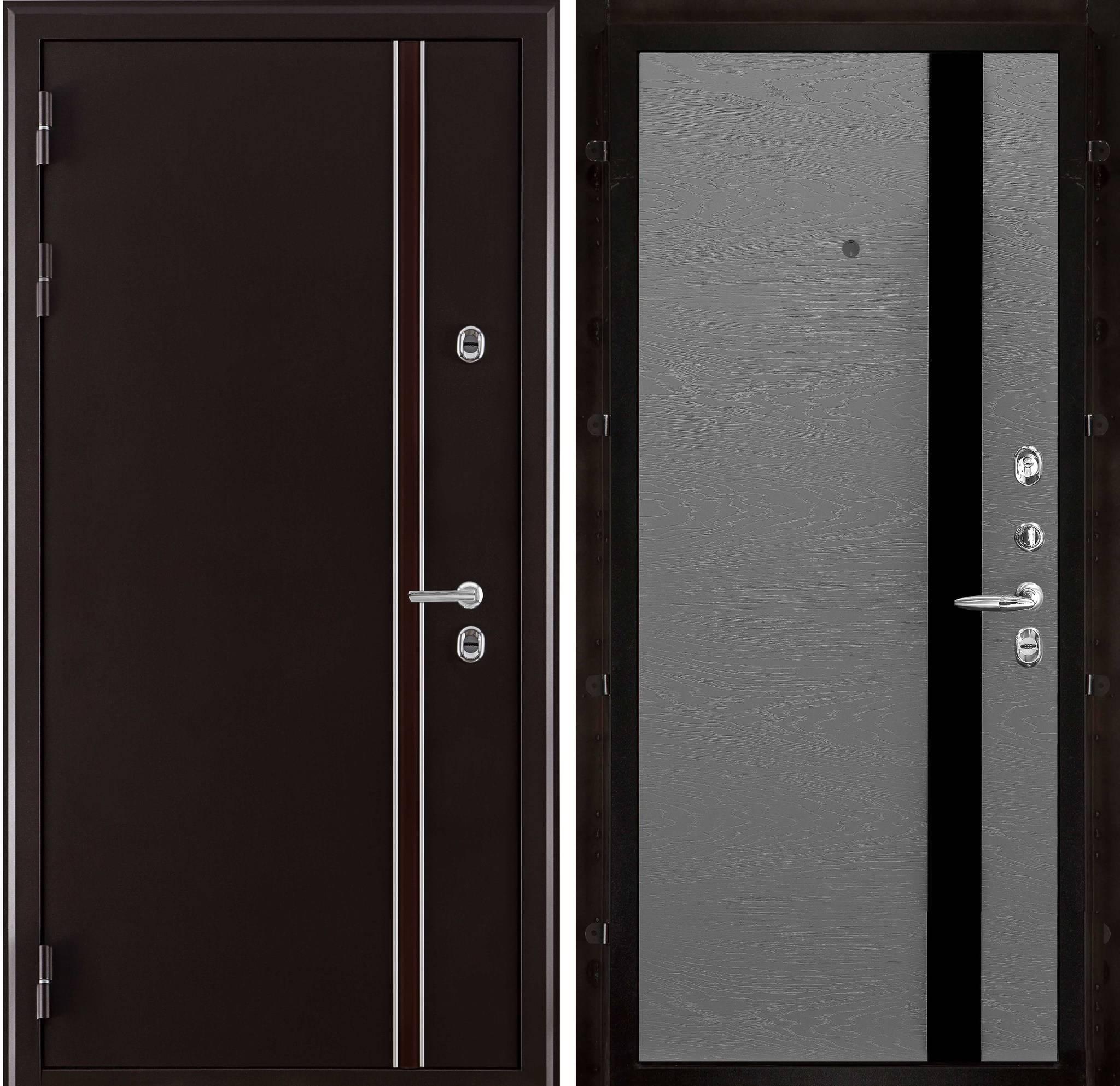 Входные металлические двери размеры с коробкой