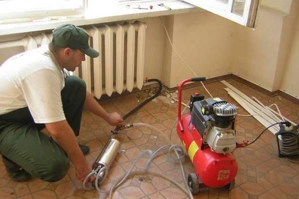 Как промыть систему отопления в частном доме – проверенные способы