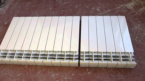 Правильное соединение биметаллических радиаторов между собой