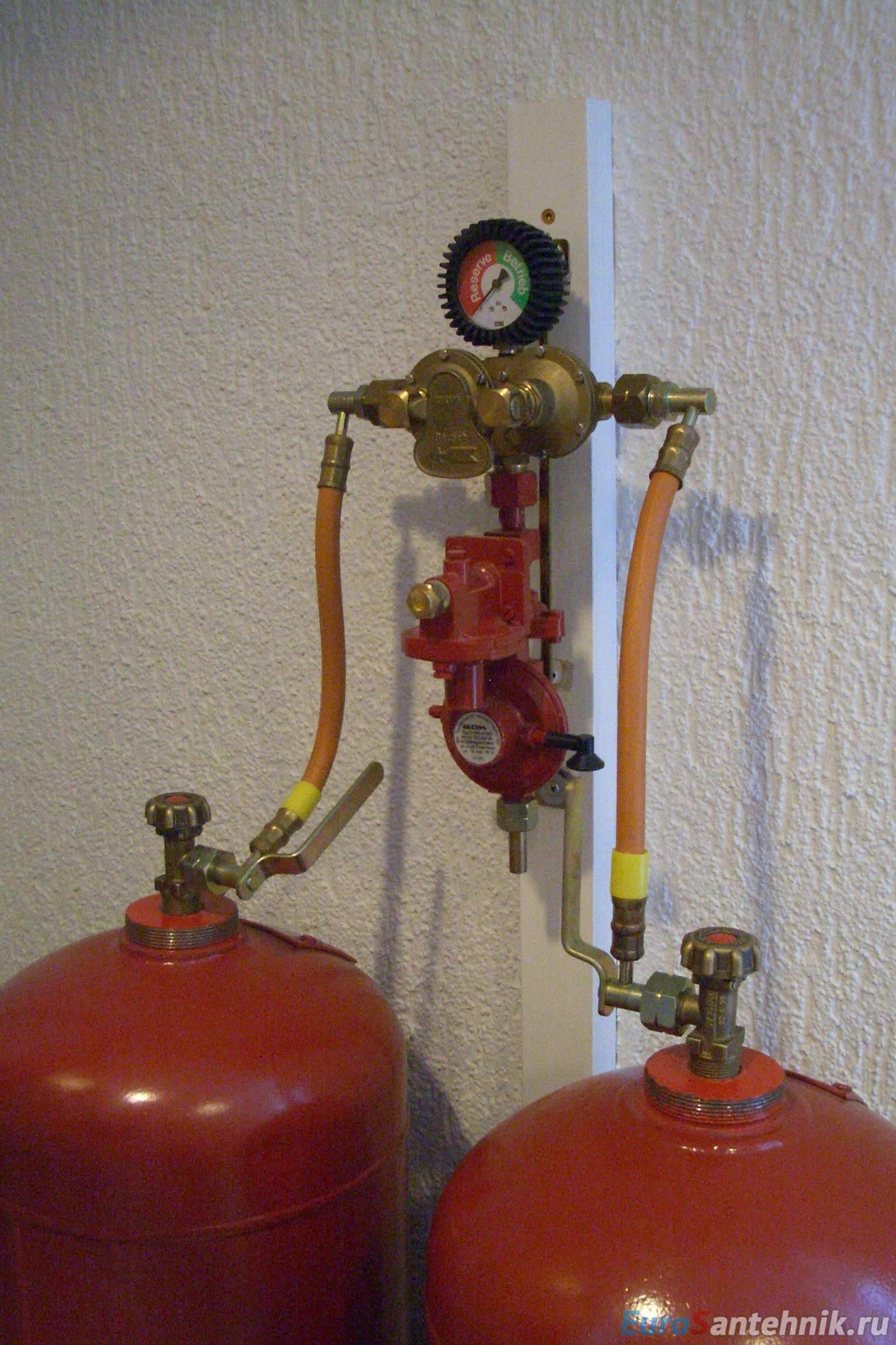 Газовое отопление частного дома: виды топлива, оборудование и варианты монтажа