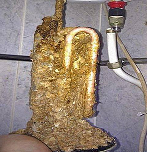 Чистка бойлера: пошаговая инструкция как правильно очистить тэн от накипи в домашних условиях