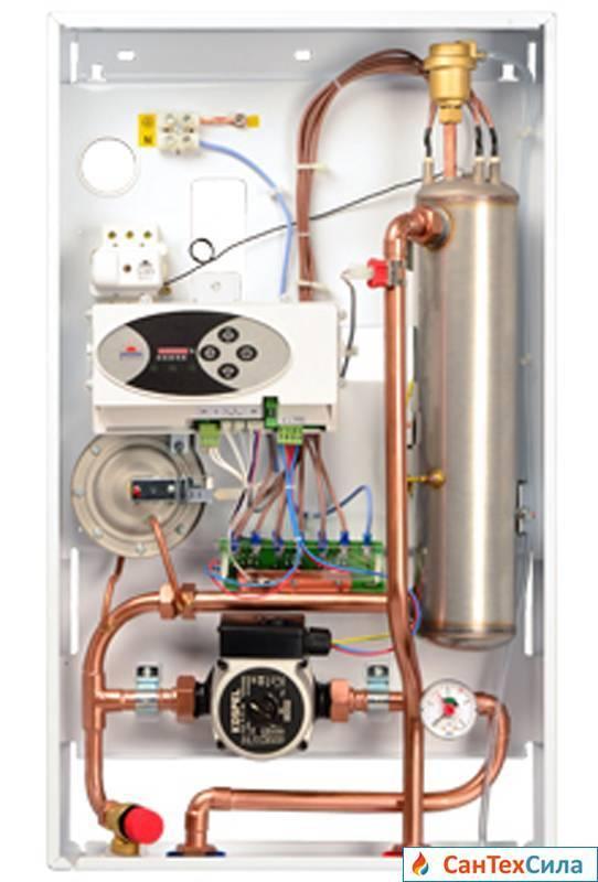 Экономические электрокотлы для отопления дома: виды