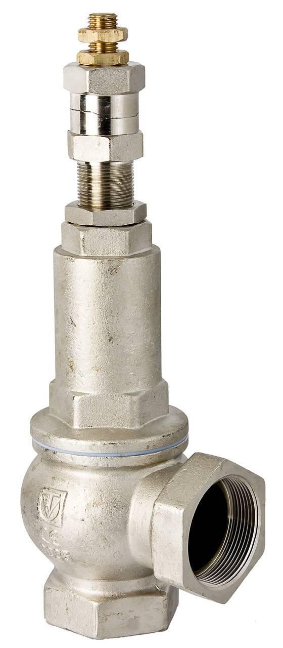 Назначение перепускного клапана системы отопления