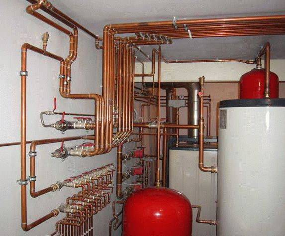 Трубы для отопления: виды, преимущества и недостатки труб из разных материалов, выбор подходящих труб для отопления
