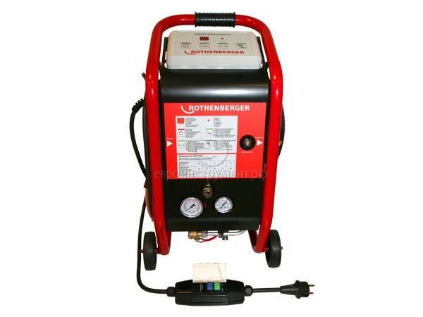 Виды оборудования для промывки системы отопления, а также способы чистки