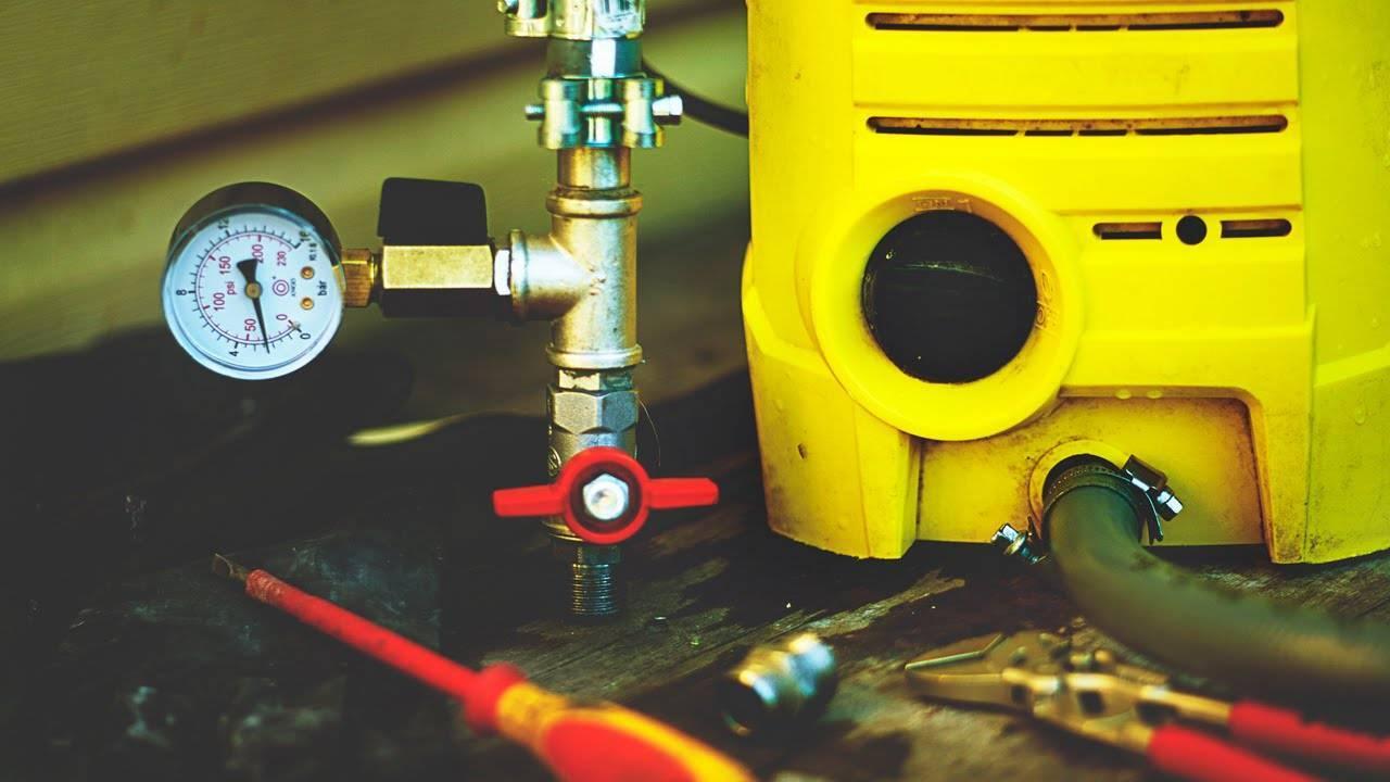 Гидравлические испытания системы отопления снип