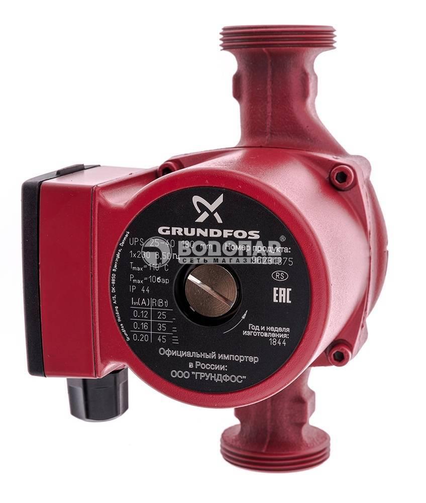Подбор насоса для системы отопления: устройство и виды, выбор насосов фирмы grundfos, установка