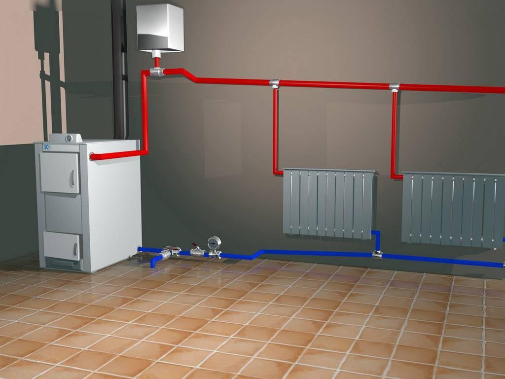 Как организовать автономное отопление в многоквартирном доме?