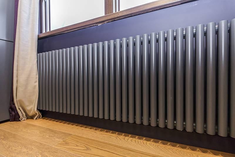 Батареи электрические настенные для отопления: виды батареи от розетки на стену для частного дома