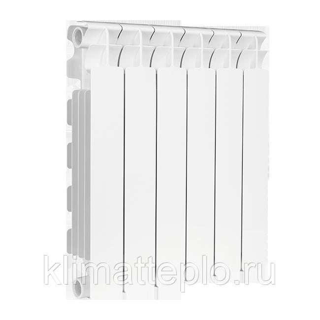 Радиаторы радена: отзывы, обзор алюминиевых и биметаллических моделей, цена за секцию