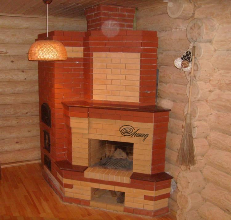Камин печь для дома из кирпича: кирпичная печь камин своими руками, варианты печных каминов, виды печей с каминной топкой