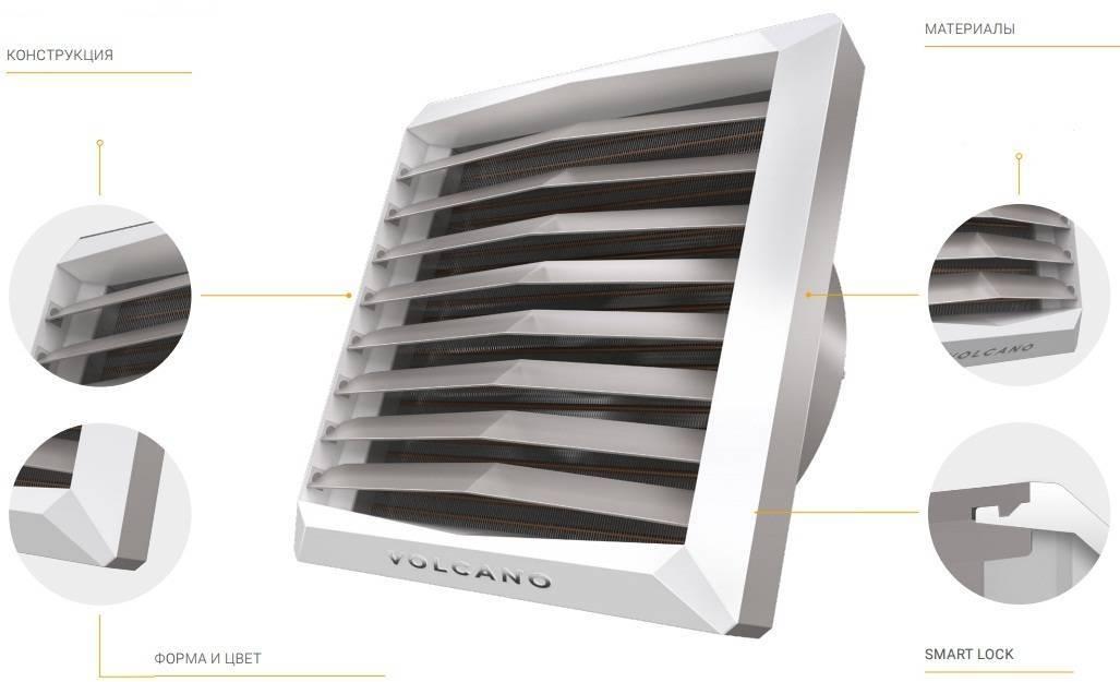 Как выбрать тепловентилятор для бытовых и производственных помещений