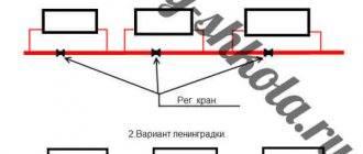 Как выполнить опрессовку системы отопления своими руками
