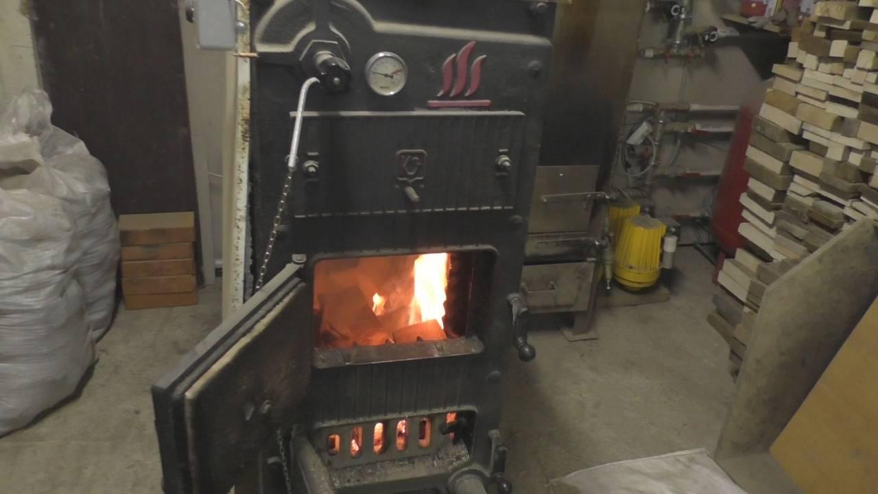 Как правильно топить котел углем: подготовка печи и другие советы