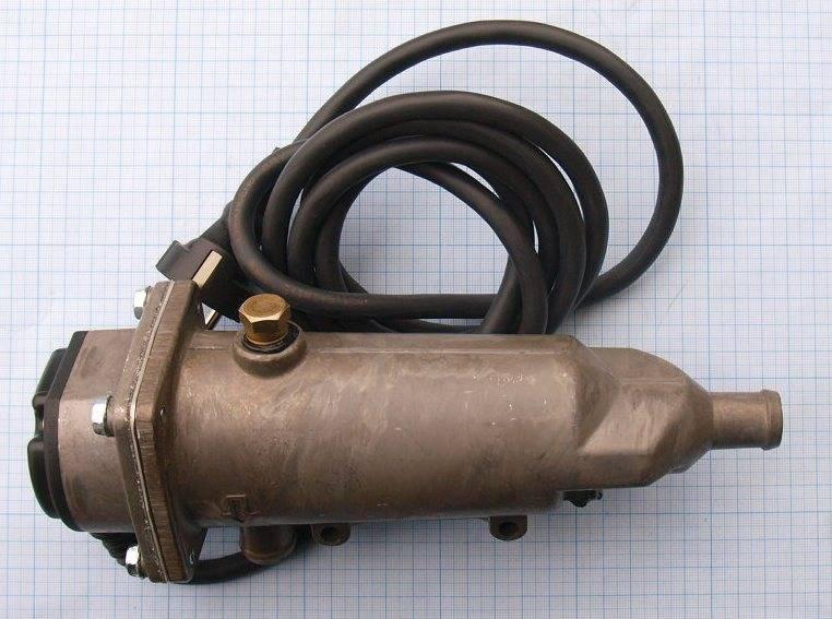 Выбираем предпусковой подогреватель двигателя