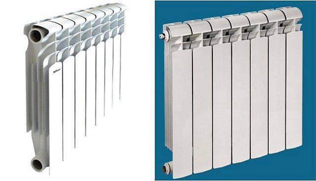 Радиатор отопления алюминиевый или биметаллический: какие лучше, чем отличаются и как сравнить, список отличий, что выбрать