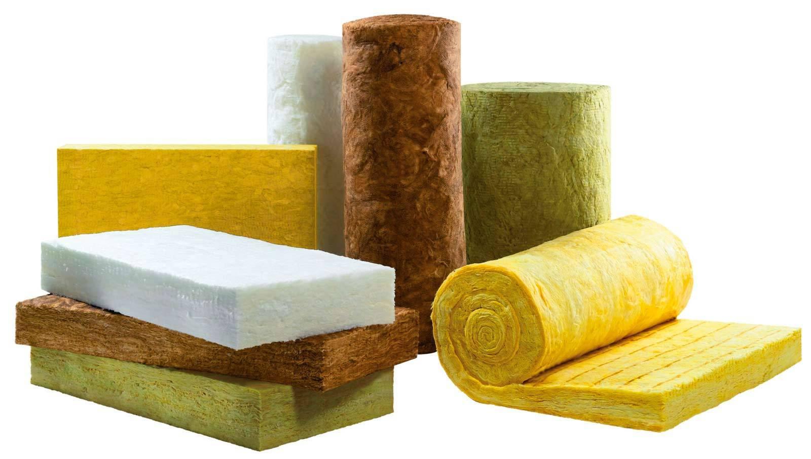 Выбираем теплоизоляцию — базальтовая вата, минвата или стекловата