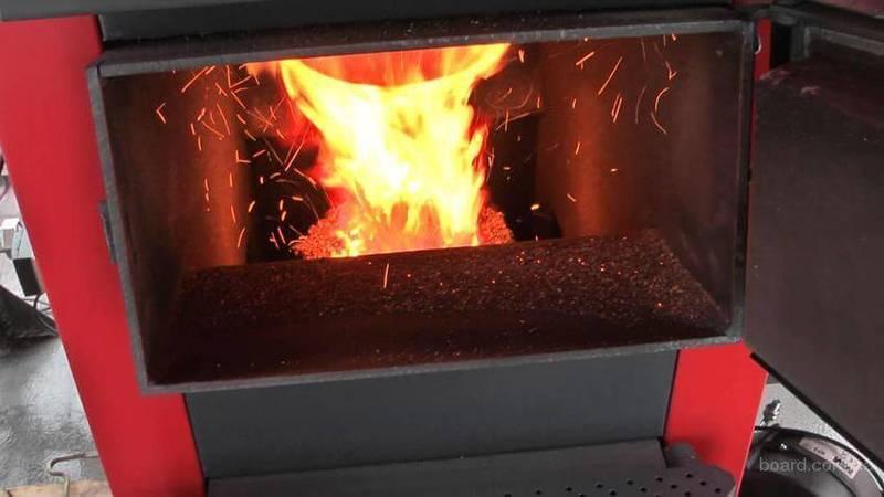 Как правильно обслуживают твердотопливный котел и подбирают уголь для того чтоб его топить